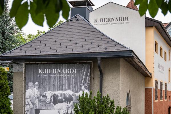tiro all'aperto K.BERNARDI mondo di esperienza a Brunico